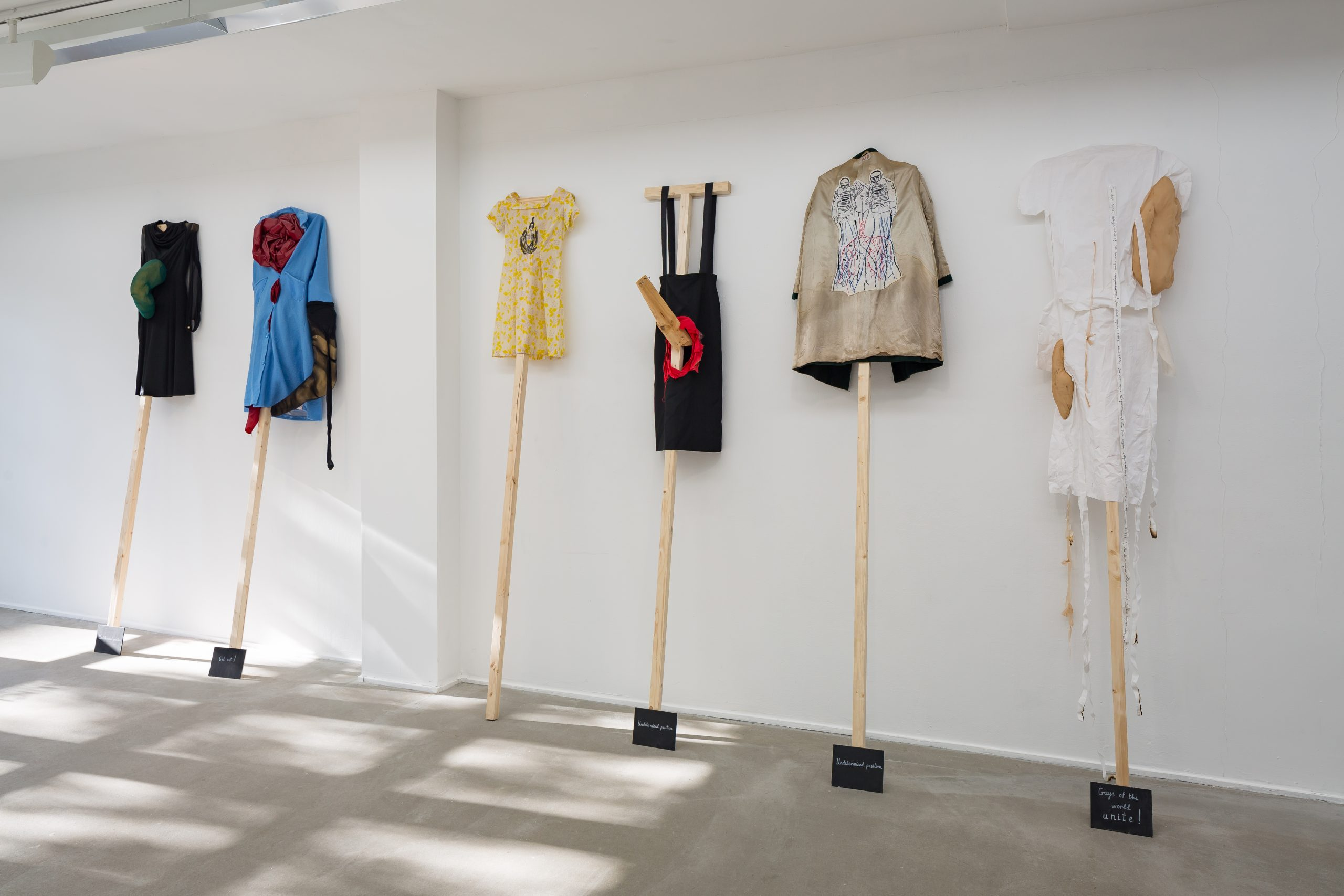 Gluklya AKINCI Heroins Now Feminism Biennale Vencie 2015 Okwui Enwezor