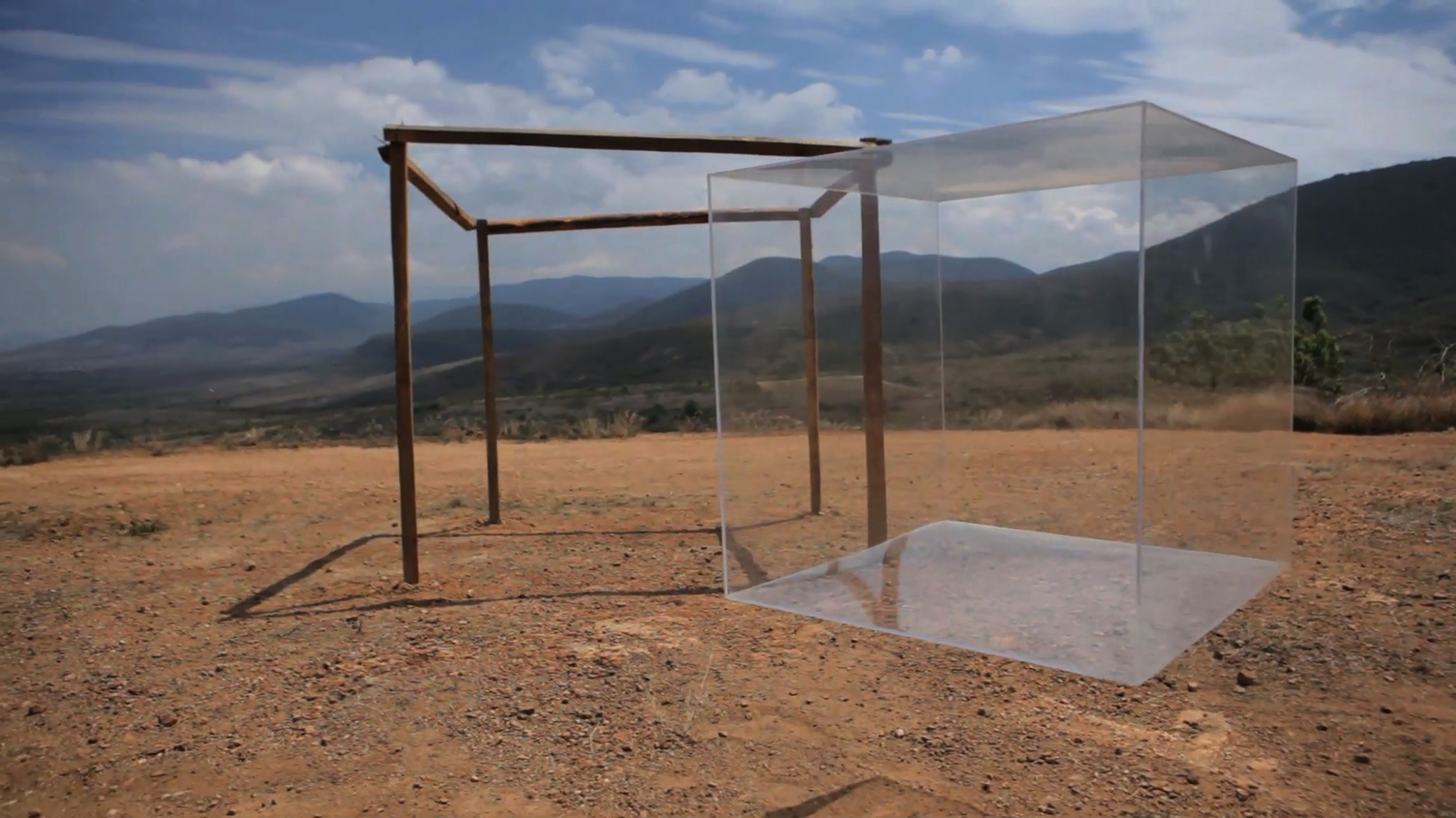 Miguel angel rios, piedras blancas, 2014, white balls, rolling, mexico, Argentina, endless, the ghost of modernity, flying cube